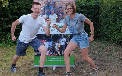 Umoza na Malawi Lauf-Training für den City-Lauf Verl!