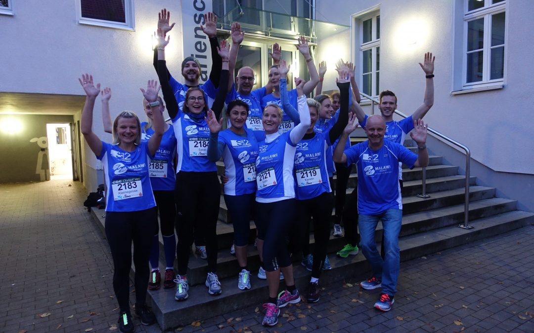 Erfolg auf ganzer Linie – Unser Team rennt beim City Lauf allen davon