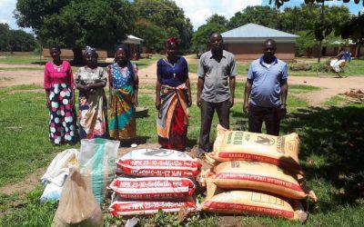 Pflanzzeit in Malawi!